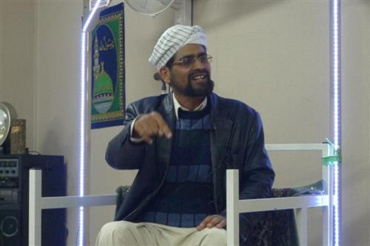 Honorable Hafiz Faezullah Saeedi