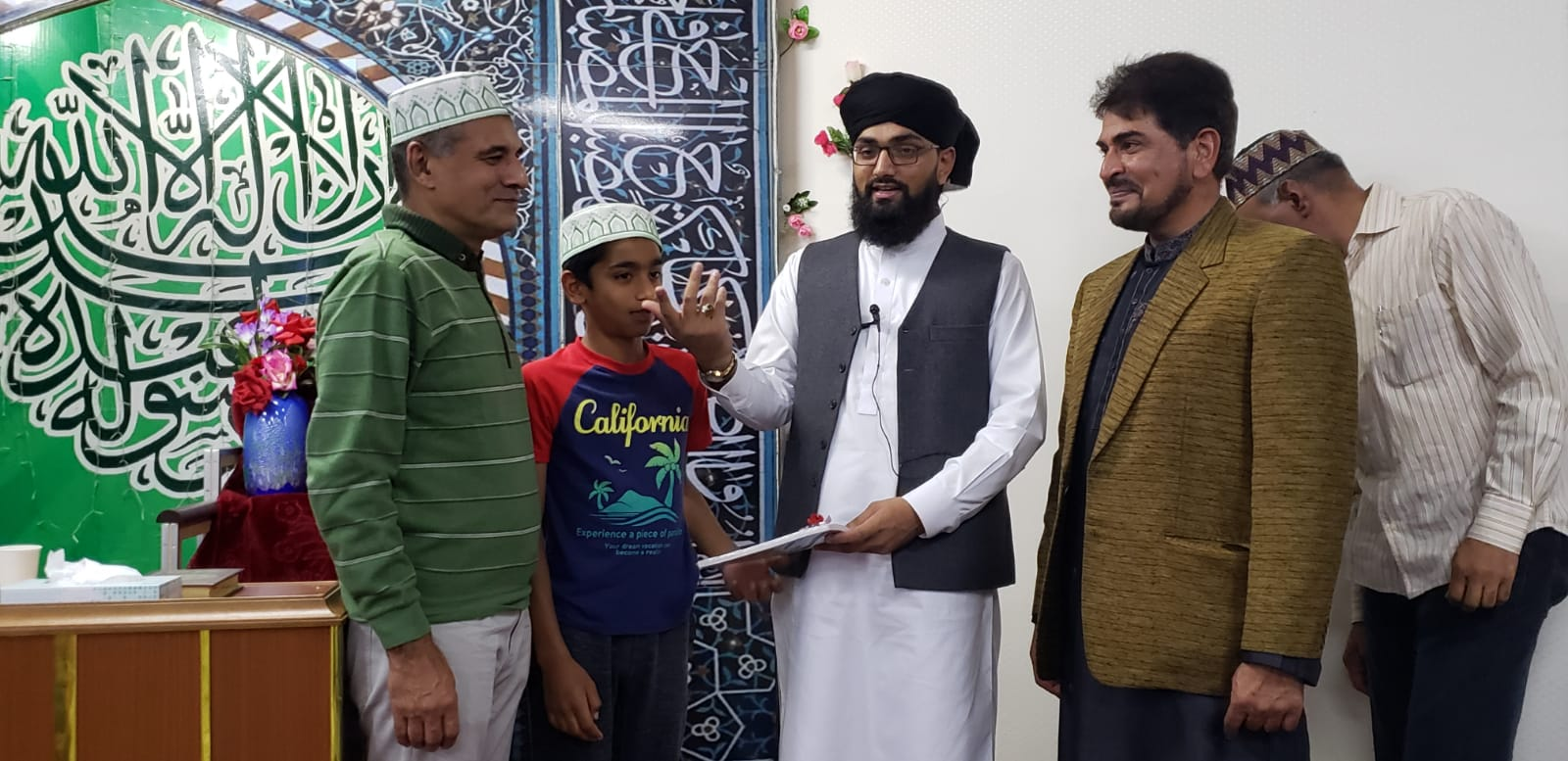 Kids Khatam Quran Ceremony October 2019