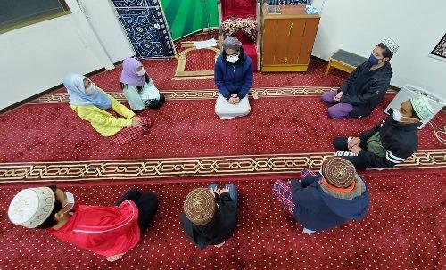 kids in Masjid