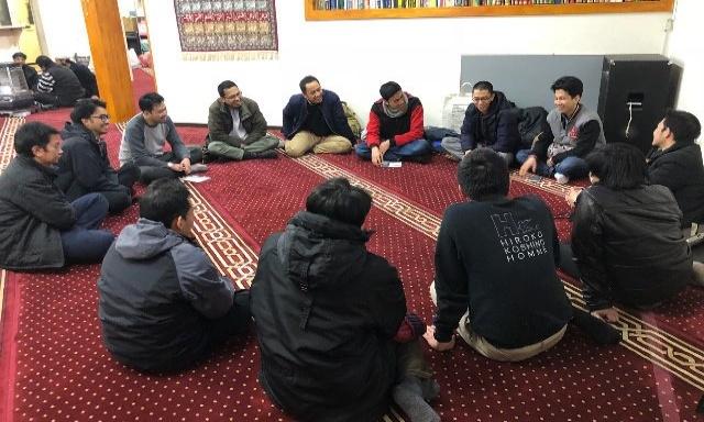 mabit in yashio masjid