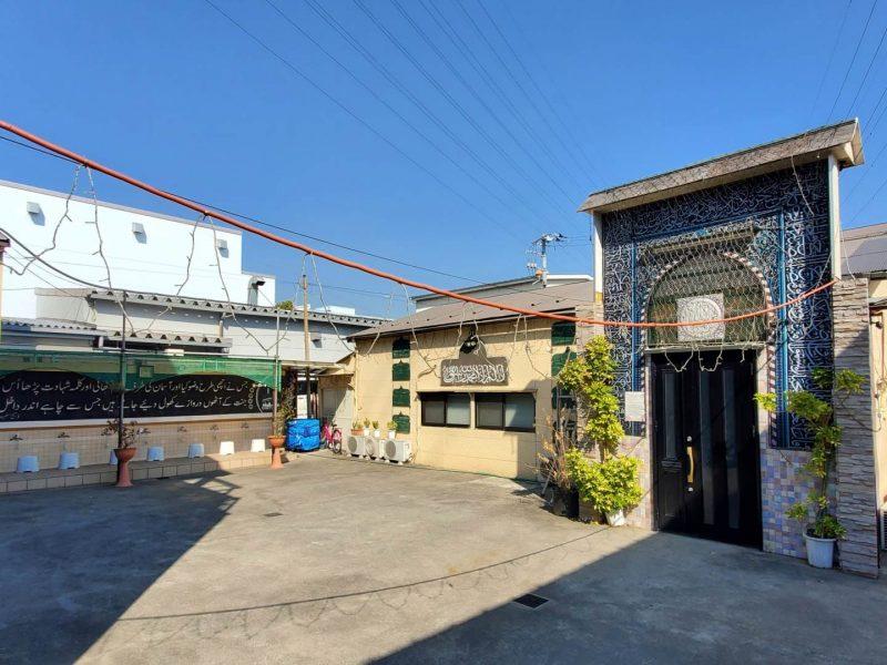 yashio_masjid_front